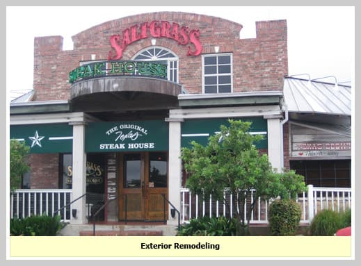 Commercial Remodeling Cedar Park Austin TX