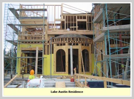Residential Framing Cedar Park Austin TX